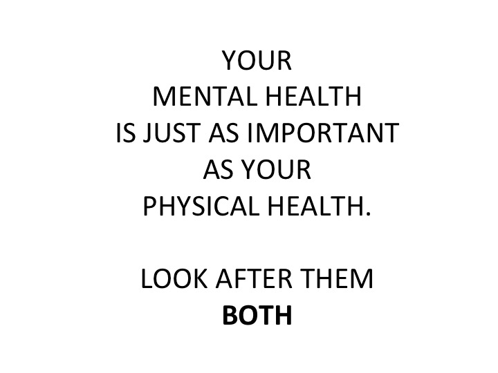 look after your mind